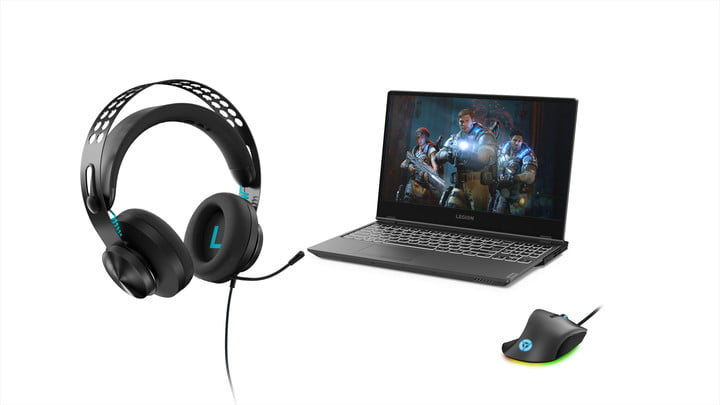 lenovo announce new legion gaming peripherals ces 2019 12 m500 with h300  y540