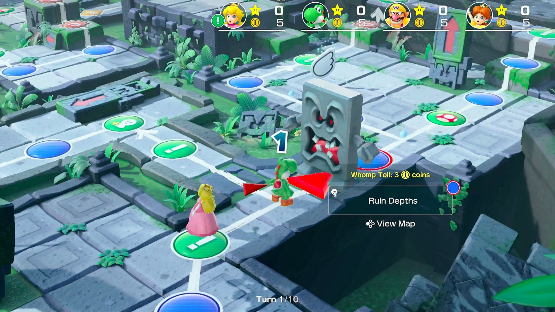 Super Mario Party' Delights, Frustrates, and Leaves the Party Early