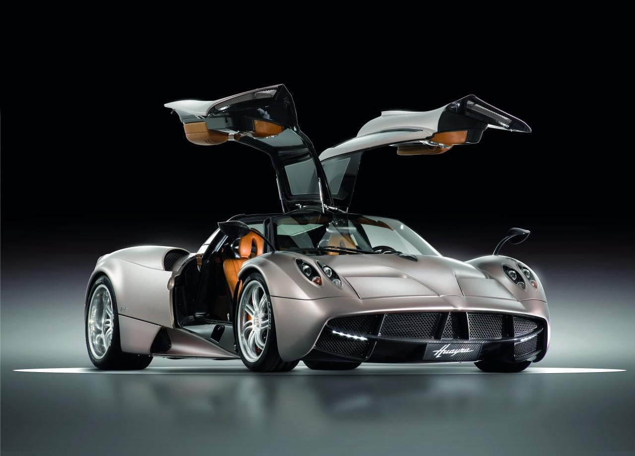 Top 10 Most Expensive Luxury Cars 2015: Top Ten Most Expensive Cars In The World (2015)