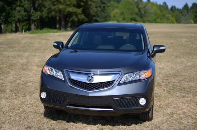2014 Acura RDX exterior front