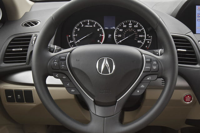 2015 Acura RDX first drive wheel