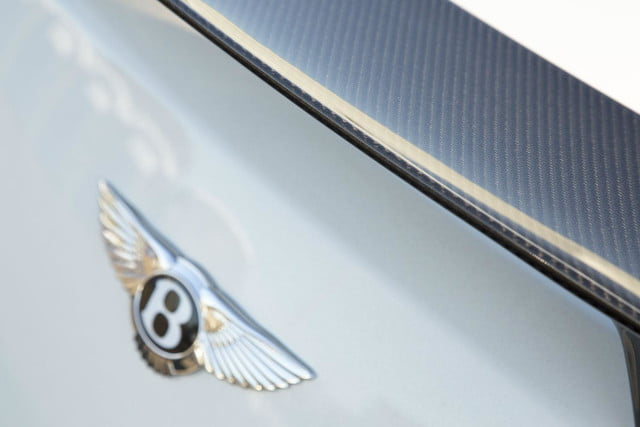 2015 Bentley Continental GT3-R back detail