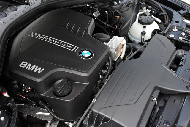 A BMW 3 Series with a new look and more efficient engines is right
