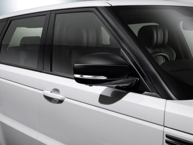 2015 Land Rover Range Rover Sport with Stealth Pack