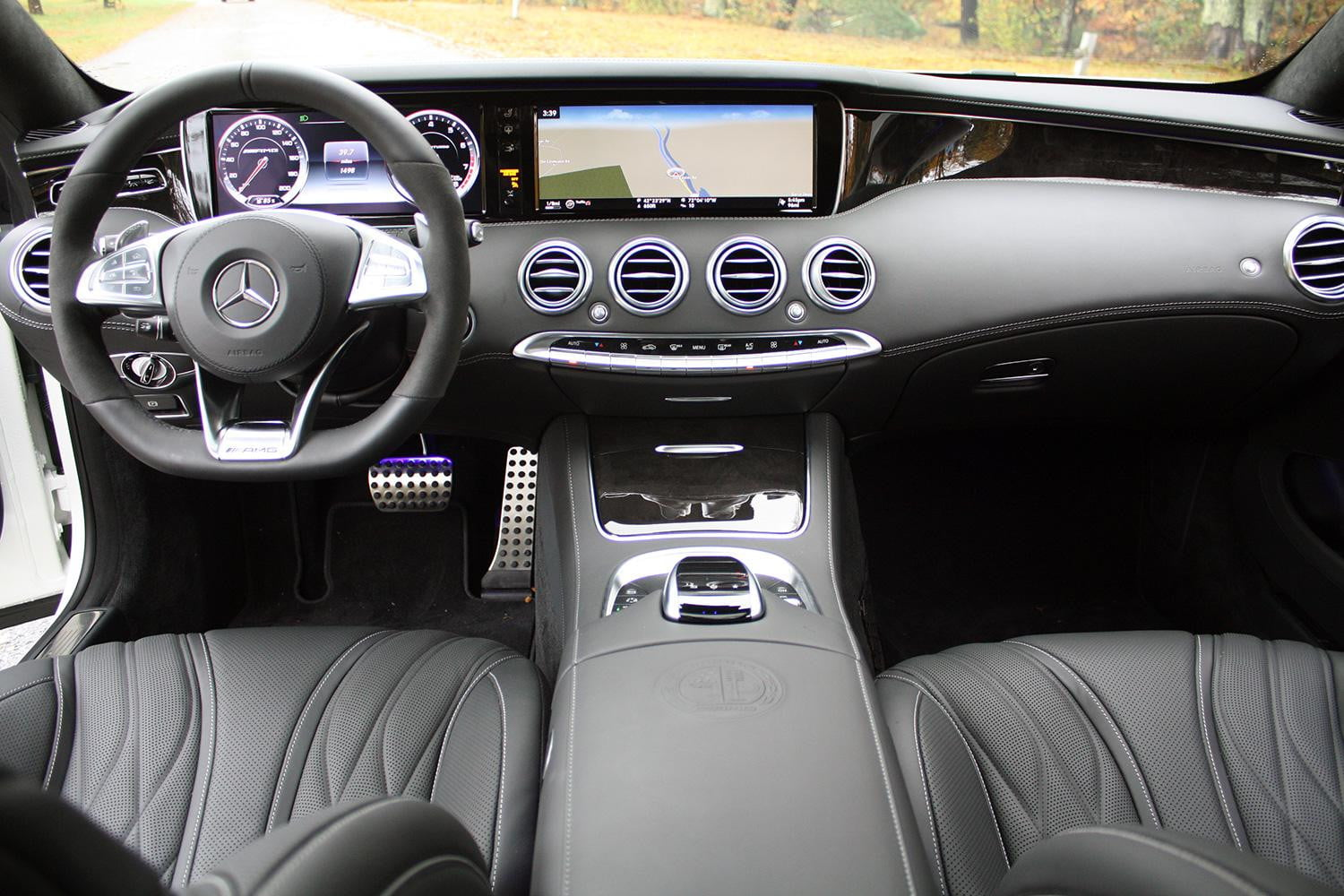 First Drive 2015 Mercedes Benz S Class Coupe Digital Trends