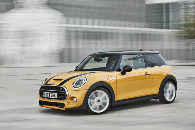 mini anymore new cooper offered four doors 2015