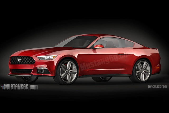 looks thing new mustang ford brings back mach 1 moniker 2015 renders