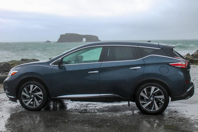 2015 Nissan Murano review side 2