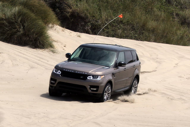 2015 Range Rover Sport Supercharged Review | Digital Trends