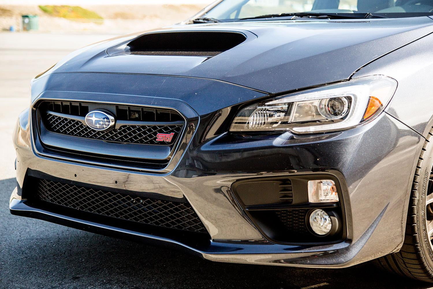2015 subaru wrx sti review digital trends. Black Bedroom Furniture Sets. Home Design Ideas