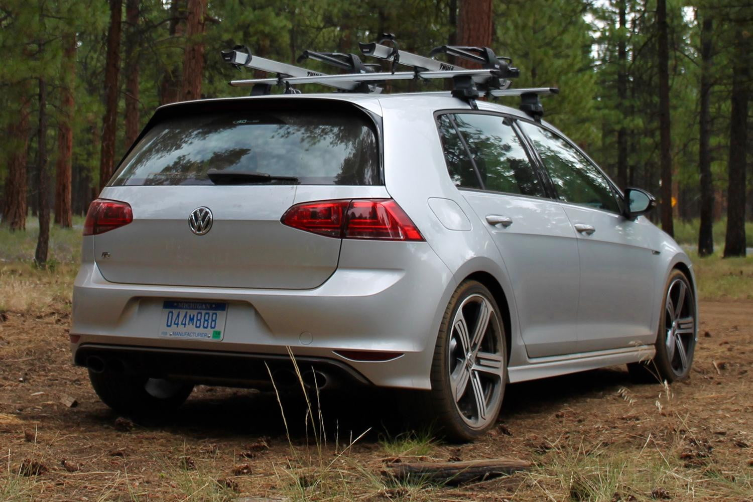 2015 Vw Golf R Review Pictures Specs Performance