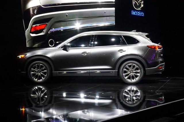 2016 mazda cx 9 best in class fuel economy specs news digital trends. Black Bedroom Furniture Sets. Home Design Ideas