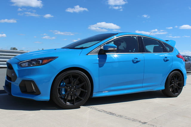 2016 ford focus rs first drive sode