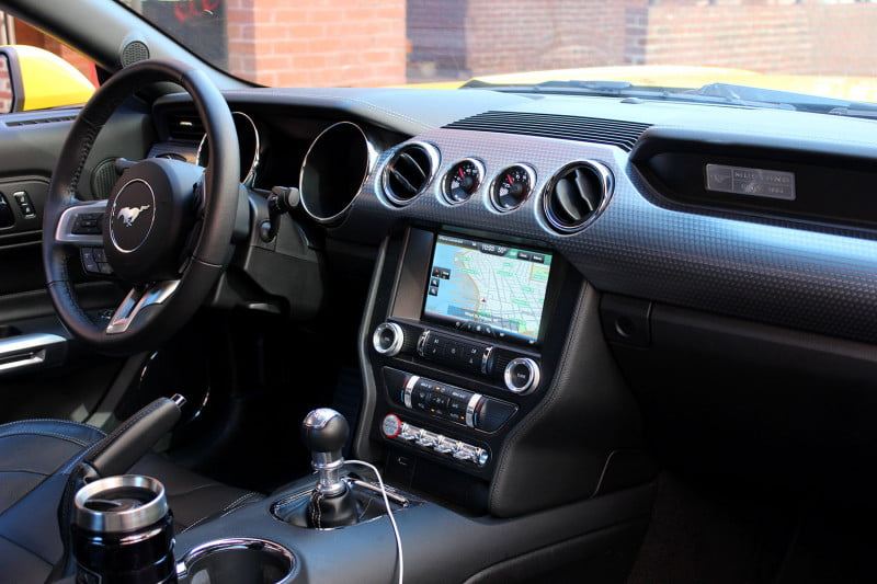 2017 Mustang Gt Interior Review | Billingsblessingbags.org