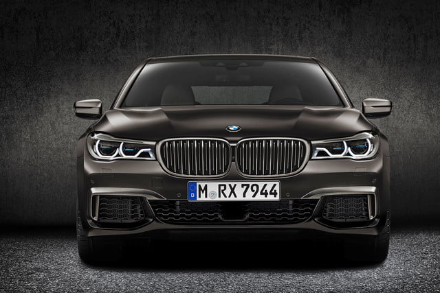 bmw is returning to its m car roots and ushering iperformance into the spotlight 2017 m760li xdrive 0013