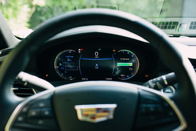2017 cadillac ct6 plug in review  15