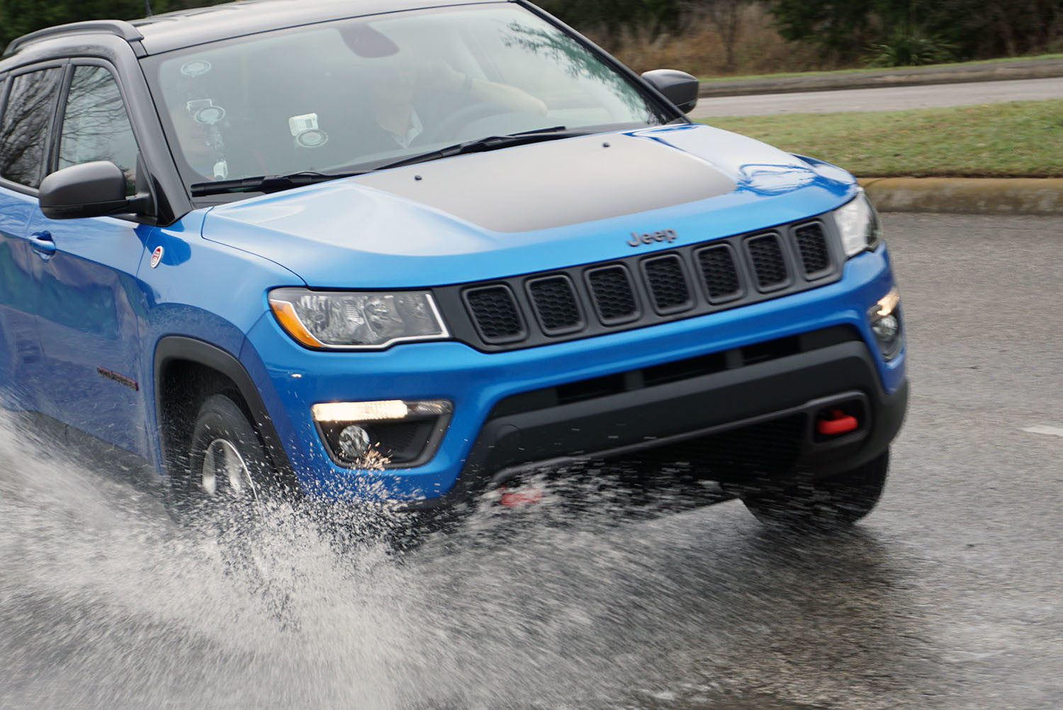 2017 jeep compass review best compact suv on market digital trends. Black Bedroom Furniture Sets. Home Design Ideas