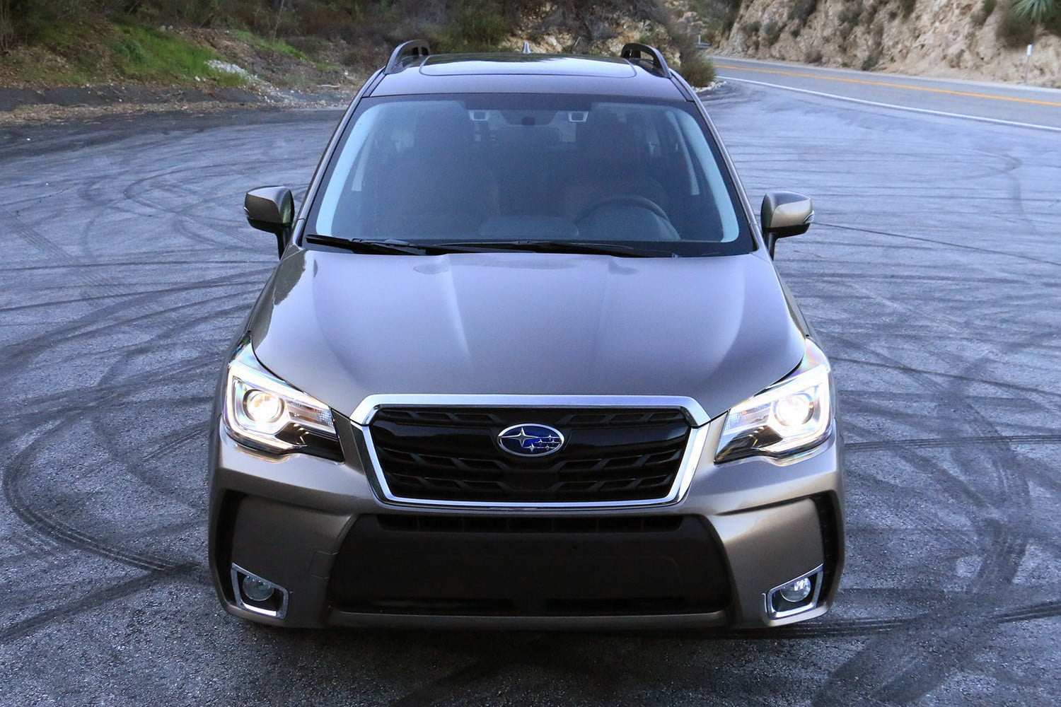 2017 Subaru Forester 2.0XT Touring Review | Digital Trends