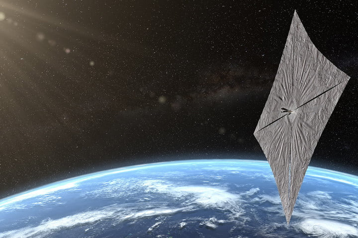 Bill Nye's Lightsail 2 is ready to surf through space on solar winds