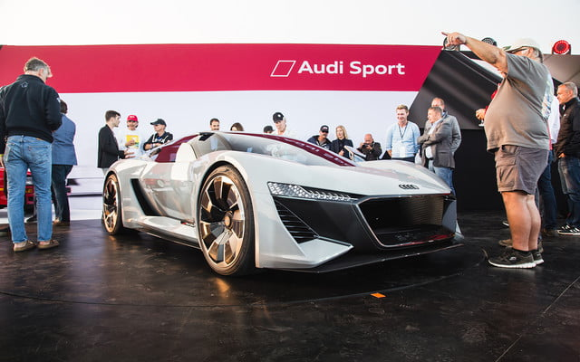 audi pb 18 e tron concept allies performance and electrification 2018 pb18  monterey car week 3