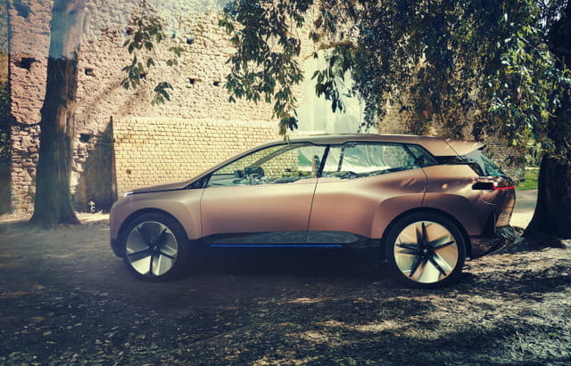 BMW Vision iNEXT Concept Leaked on the Web Before Official ...