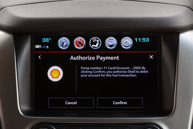 chevrolet marketplace features shell gas payment 2018 and pay now  4