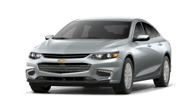2018 Chevrolet Malibu Standard Features Forego Driver