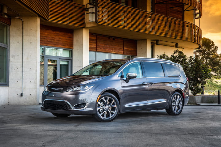 The best minivan you can buy | 2018 Chrysler Pacifica