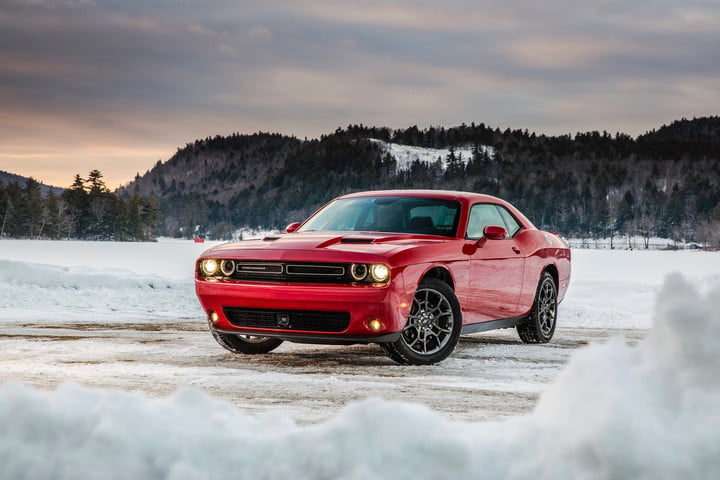 best coupes 2018 Dodge Challenger GT AWD
