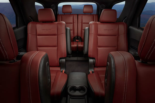 High Quality 2018 Dodge Durango SRT Review Interior