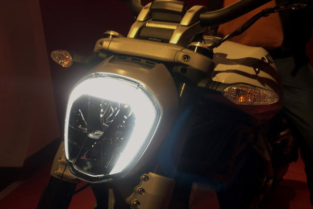 ducati 2018 motorcycle preview xdiavel s headlight halo led