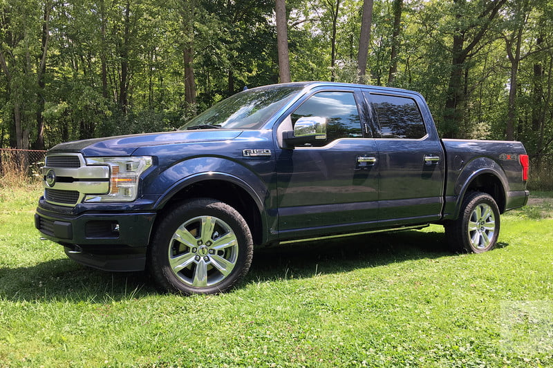 2018 ford 4x4. wonderful 4x4 2018 ford f 150 review front side for ford 4x4