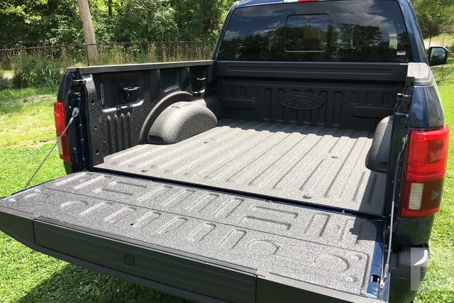 2018 Ford F 150 review truck bed wide