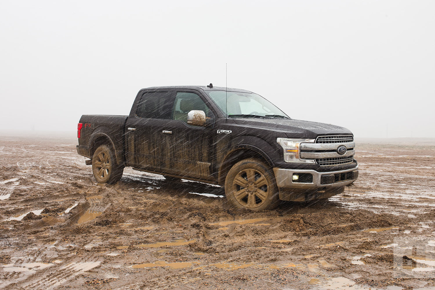 2018 Ford F150 Power Stroke Diesel first drive review | Digital Trends