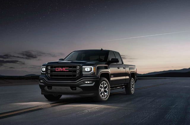2018 gmc sierra 1500 models specs price features digital trends. Black Bedroom Furniture Sets. Home Design Ideas