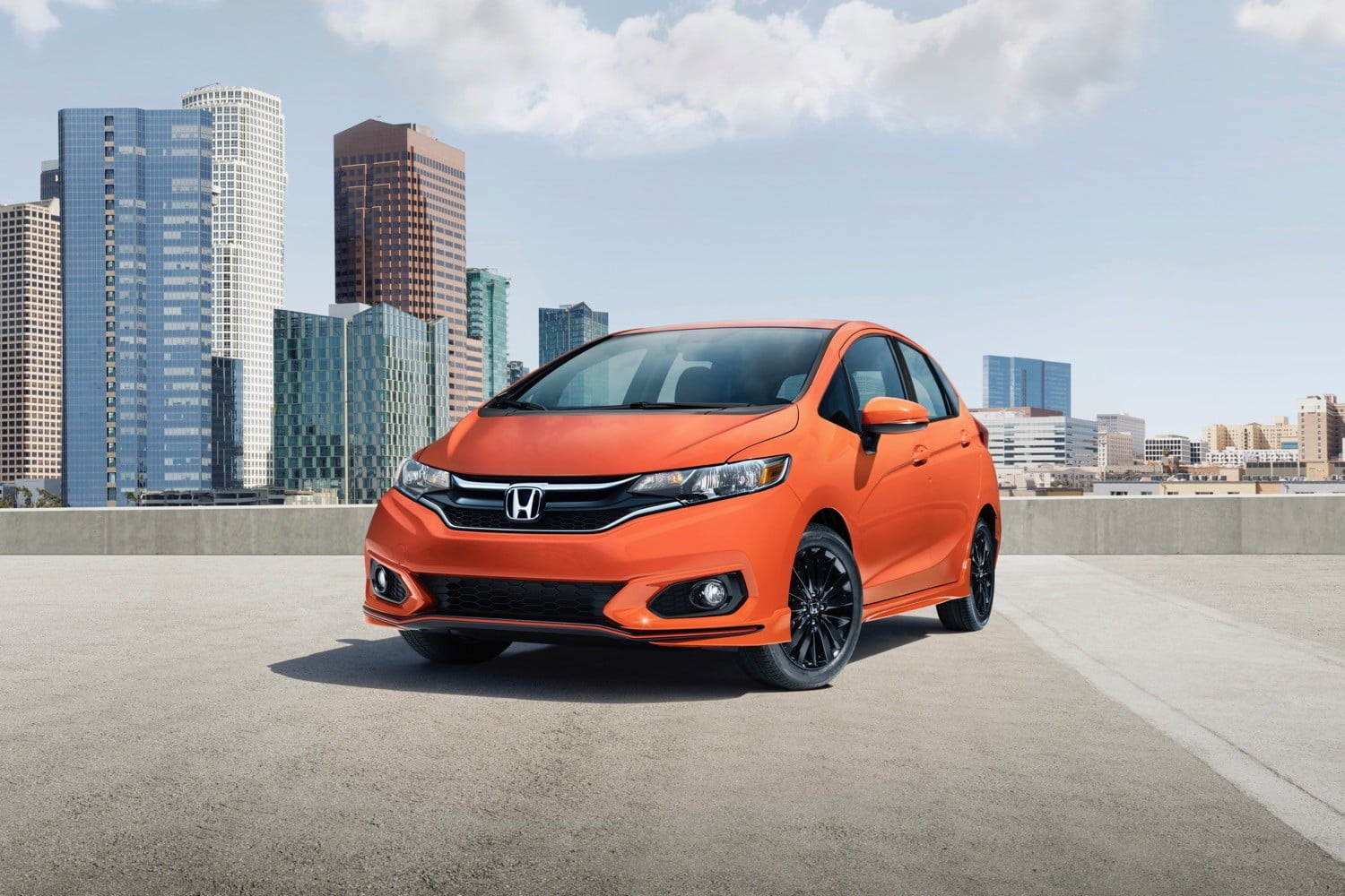 Why Should You This The Fit Features Impressive Fuel Economy Without Sacrificing Practicality