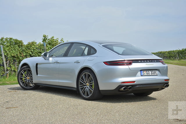 Best options for a porsche panamera