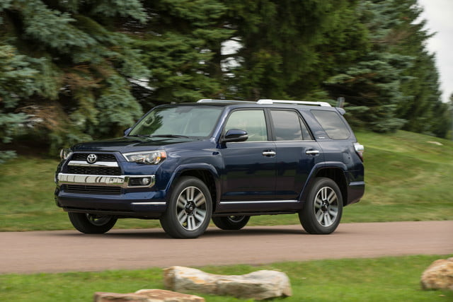 2018 toyota 4runner continues winning sales without assist. Black Bedroom Furniture Sets. Home Design Ideas