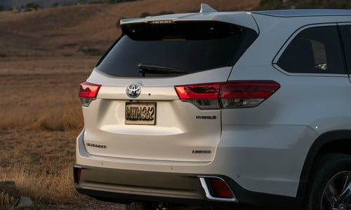 2018 Toyota Highlander Release Date Prices Specs Features