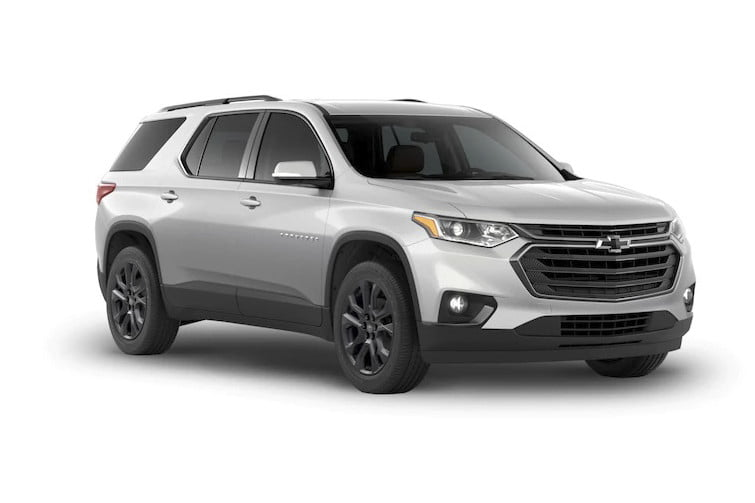 all new 2018 chevrolet traverse redesign focuses on spaciousness digital trends. Black Bedroom Furniture Sets. Home Design Ideas