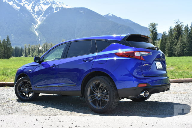 2019 Acura RDX First Drive Review | Digital Trends