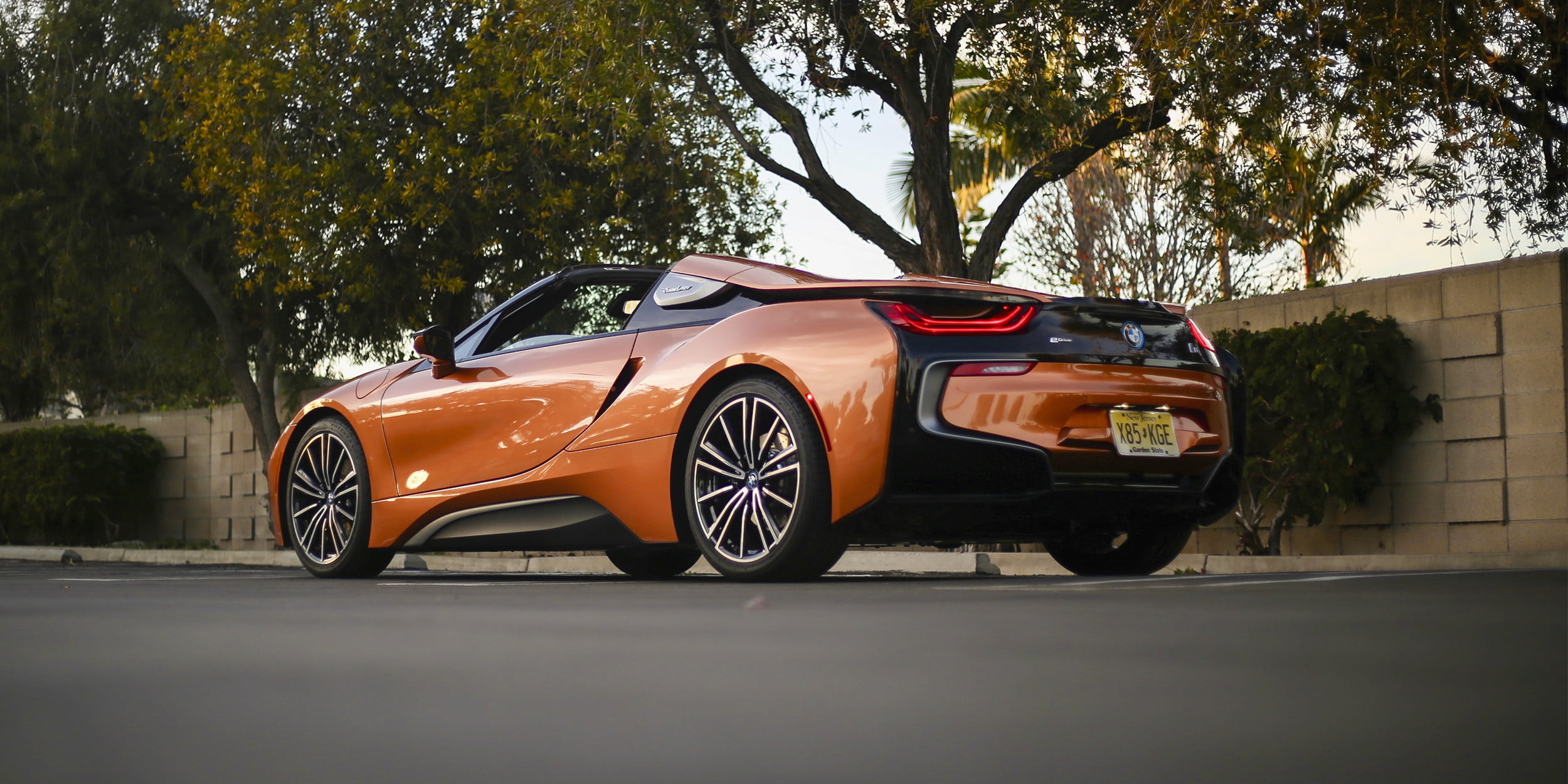 2019 Bmw I8 Roadster Review Ultra Smooth Ultra Niche Digital Trends