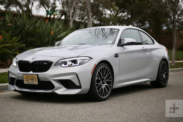 2019 Bmw M2 Competition Review Still The Drivers Car Digital Trends