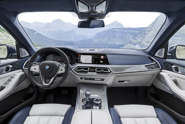 2020 bmw x7 news pictures specs performance price 2019 14