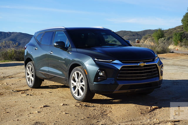 2019 Chevrolet Blazer First Drive Review Digital Trends