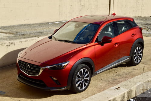 2019 Mazda CX-3 Grand Touring AWD Review | Digital Trends