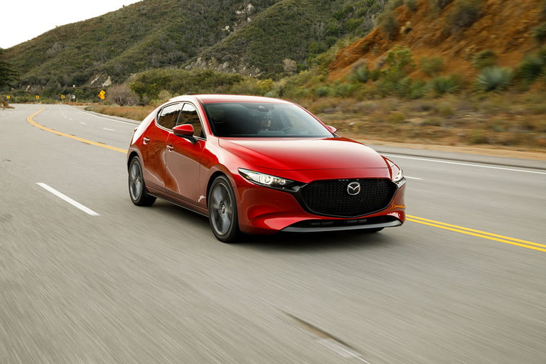 2019 Mazda Mazda3 AWD review