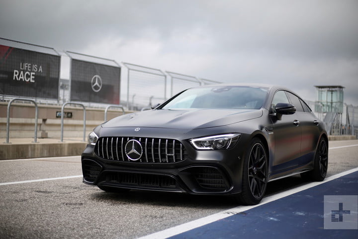 Mercedes-AMG GT 73 plug-in hybrid will unleash 805 hp, report says