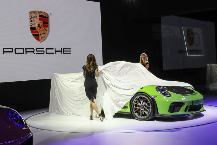 New York Auto Show The Biggest Car And SUV Debuts Digital Trends - New york auto show