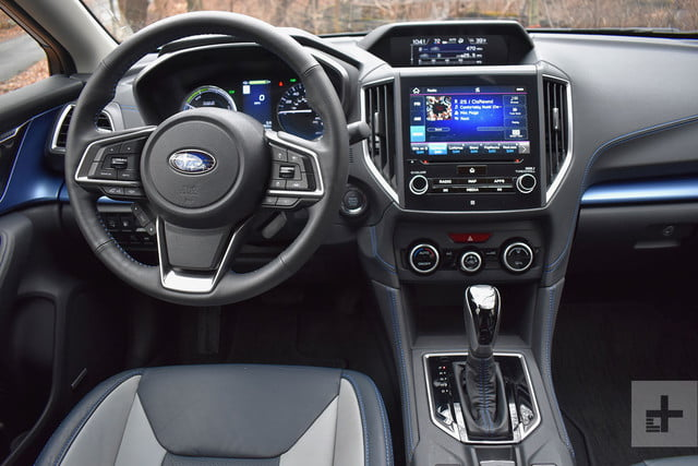 2019 Subaru Crosstrek Hybrid Review Digital Trends
